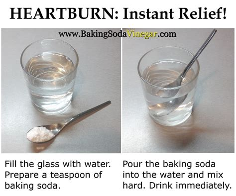 how does baking soda help indigestion picture 1