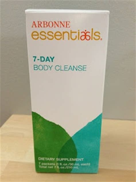 arbonne 7 day body cleanse reviews picture 3