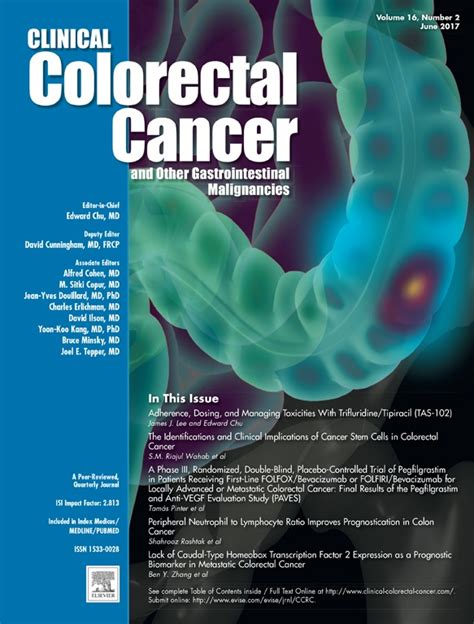journal of clinical onocology colon cancer treatament picture 1