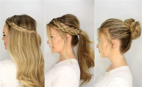 easy hair do's picture 10