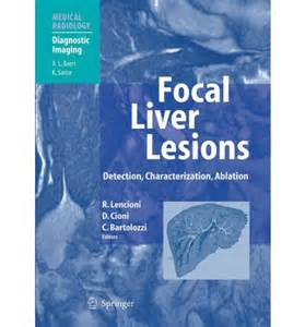 focal lesions in the liver are consistent with picture 3
