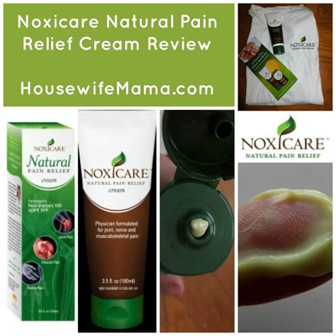natural herbal pain relief cream picture 1