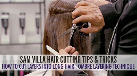 how to cut layers in long hair picture 3