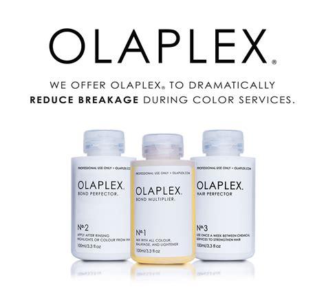 find a salon offering olaplex hair picture 1