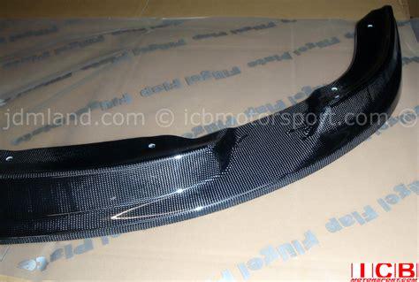 civic carbon fiber lip picture 7