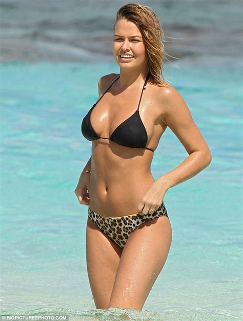 lara logan breast size picture 6
