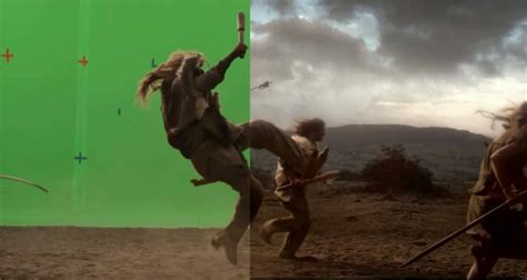 green screen poses before and after picture 10