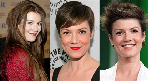 does zoe mclellan have long hair picture 1
