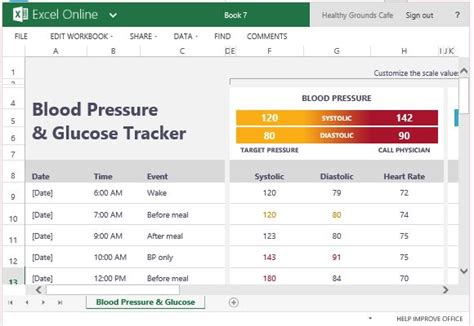 Blood pressure rate picture 1