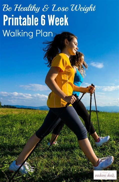 walking and weight loss picture 1