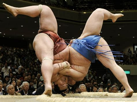 a sumo wrestler diet picture 1