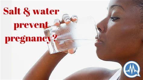 can salt solution prevent pregnancy picture 1