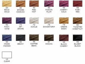 clairol hair chart picture 7