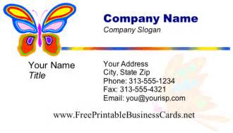 free printable online business cards picture 14