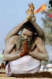 sadhus of india penis stretching picture 6