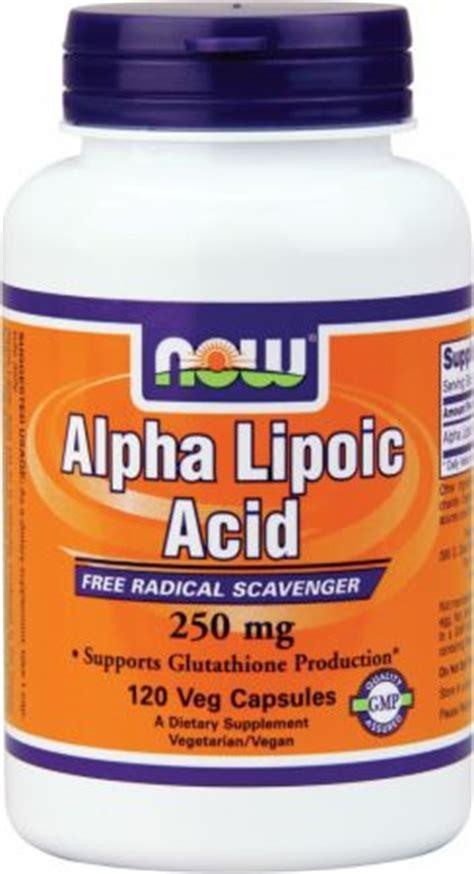 alpha lipoic acid antioxidant picture 2