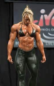 female muscles breast ripped picture 3