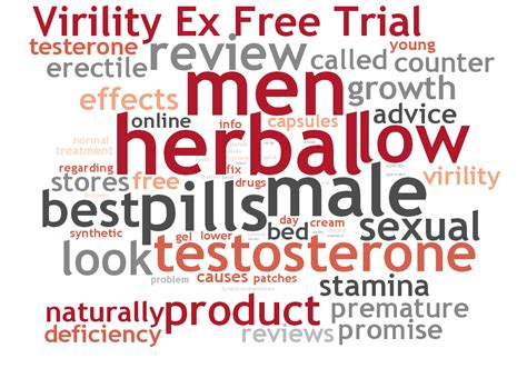 virility ex male enhancement - free samples picture 8