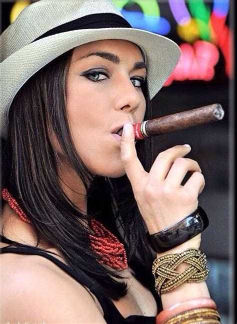 girls smoke cigar in eroprofile picture 3