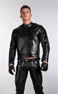 leather men picture 5