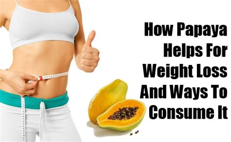 papaya and weight loss picture 2