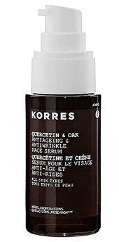 korres quercetin & oak antiaging antiwrinkle & firming picture 1