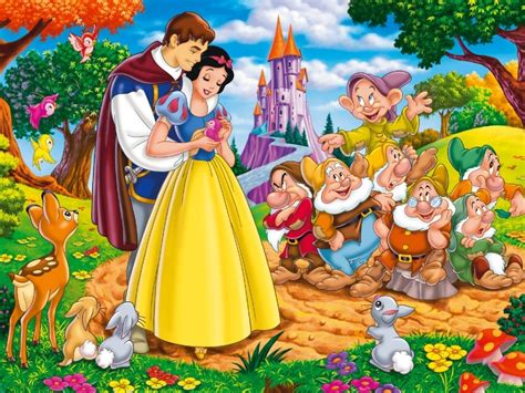 what are sayings that the seven dwarfs said to sleeping beauty picture 1