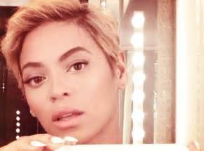 beyonce's real hair picture 3