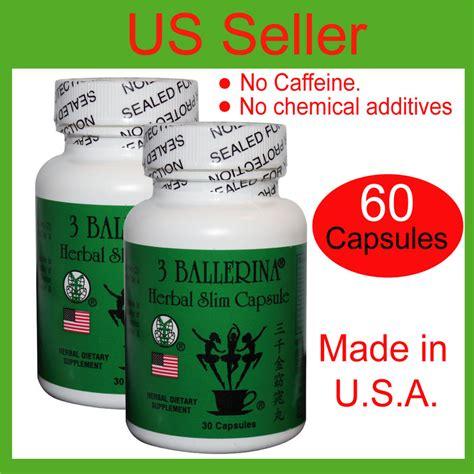 dieters herbal tabs 3 ballerinas picture 2