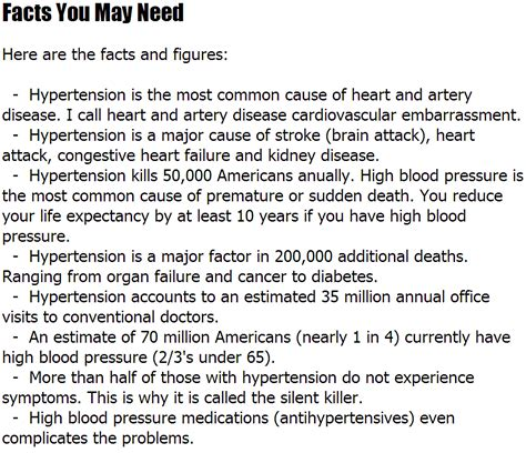 Blood pressure information picture 6