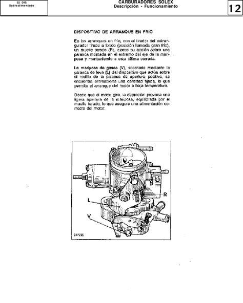 carburador h32 pdsit 2/3 picture 1