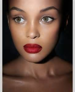 beautiful african american lips picture 1
