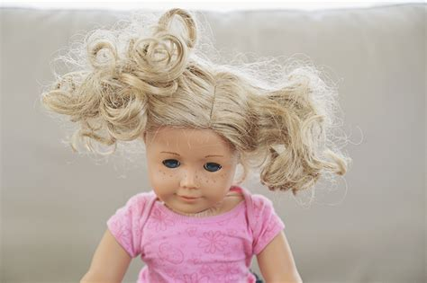 untangling american girl hair picture 3