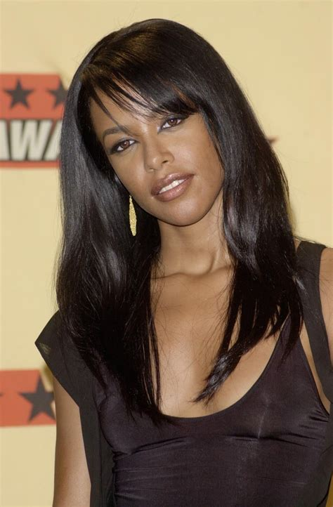 aaliyah's hair styles picture 2
