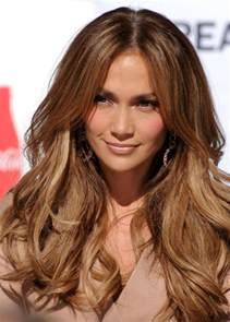 blonde highlights in brown hair picture 9