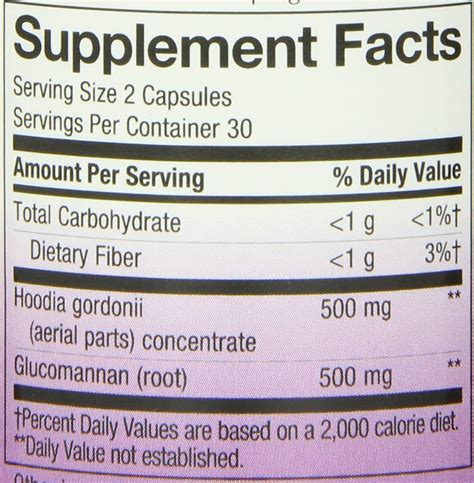 facts about gordonii diet pills picture 3