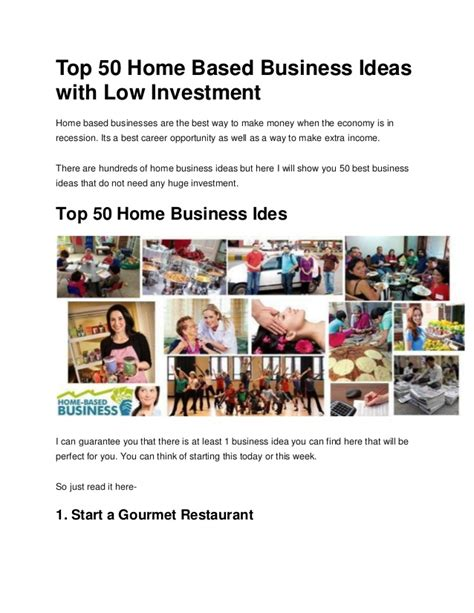 best business from home picture 10