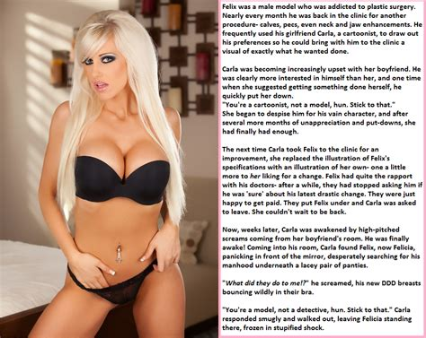 forced glued sissy breast implants stories picture 7