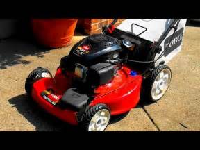 backfiring through carb and lawn mowers picture 21