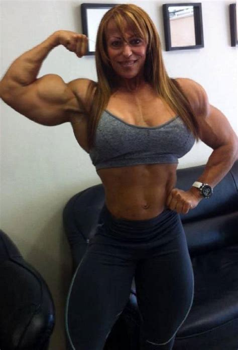 female breast and muscle morph picture 1