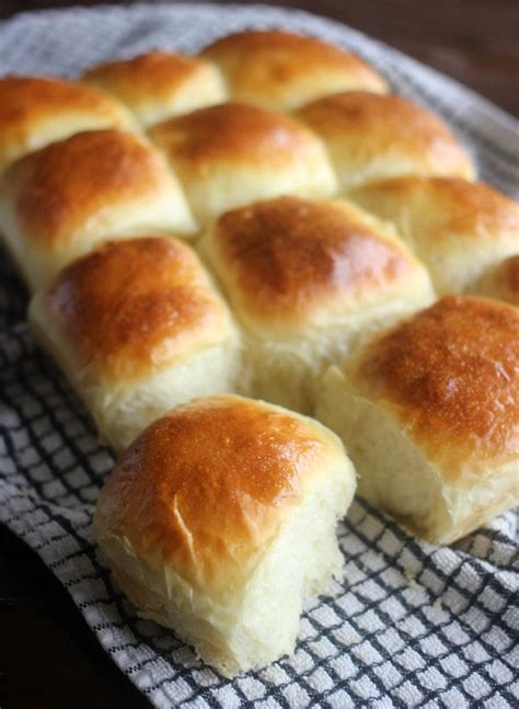 rolls made from dry yeast picture 15