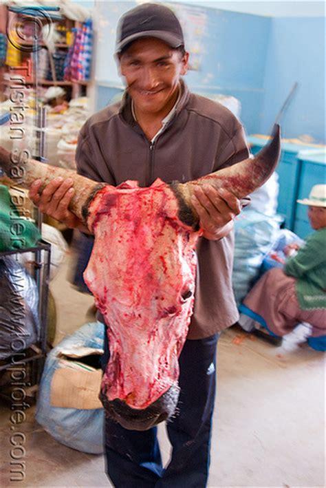 men and raw bovine picture 13