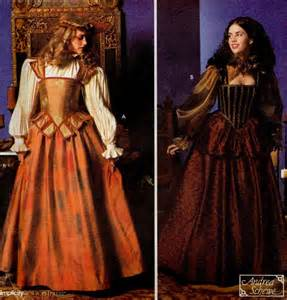 elizabethan hair styles picture 7