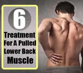 healing a strained lower back muscle picture 1