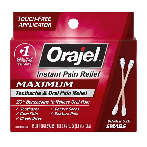 baby oral relief gel picture 1