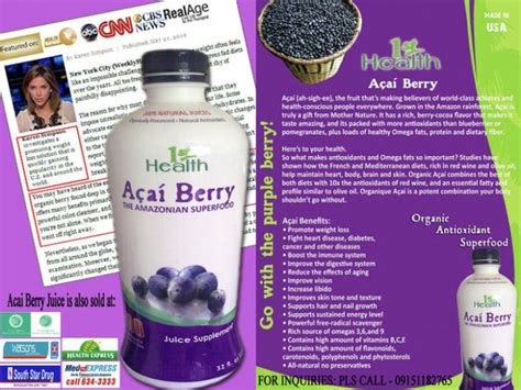 acai berry clinic in philippines picture 5