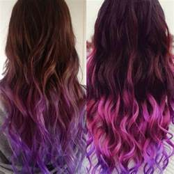 can hair extension be colored dyed picture 7