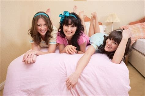 aduld sleepover party picture 5