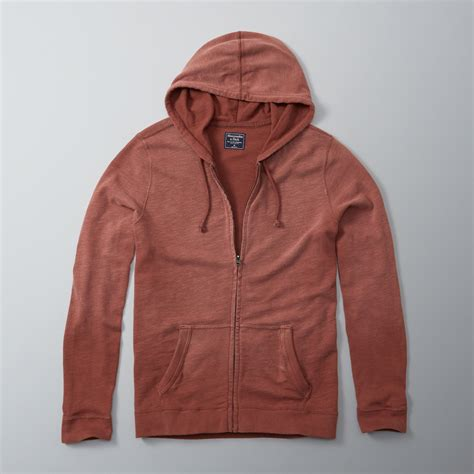abercrombie and fitch mens new york full zip picture 5