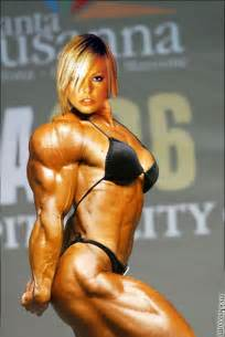 female muscle art & fantasy picture 2